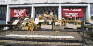 Image L'UNI Montpellier s'oppose au blocage de l'Université Paul Valéry