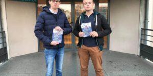 Image L'UNI en campagne pour les élections du CROUS d'Angers