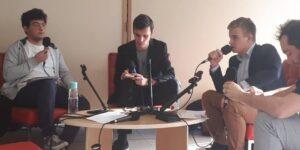 Image L'UNI Angers sur Radio Campus