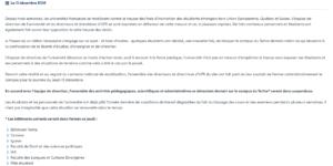 Image Le président de l'université de Nantes complice des bloqueurs en fermant l'université