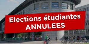 Image Annulation des élections étudiantes de l'Université Claude Bernard Lyon 1 : L'UNI salue cette décision de bon sens