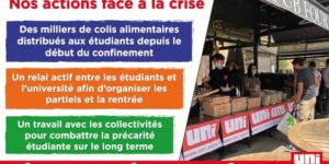 Image Bilan des actions de l'UNI Aix-Marseille face à la crise sanitaire